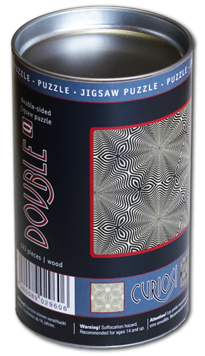 DOUBLE Jigsaw Puzzle Q-Flower