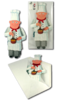3D Card Type Chef