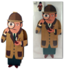 3D Card Type Detective