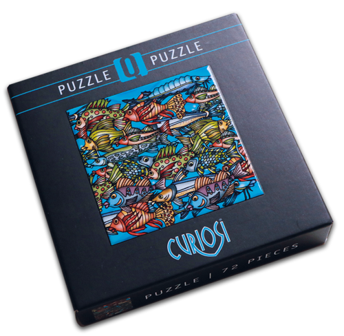 "Q-Puzzle ""Colour-Mix-01"""