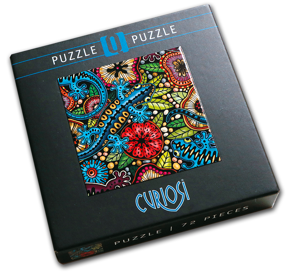 "Q-Puzzle ""Colour-Mix-03"""