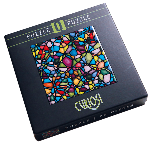 "Q-Puzzle ""Colour-Mix-04"""